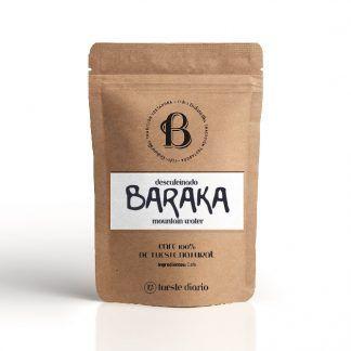 Baraka- Café de especialiddad-Cafés Balancilla