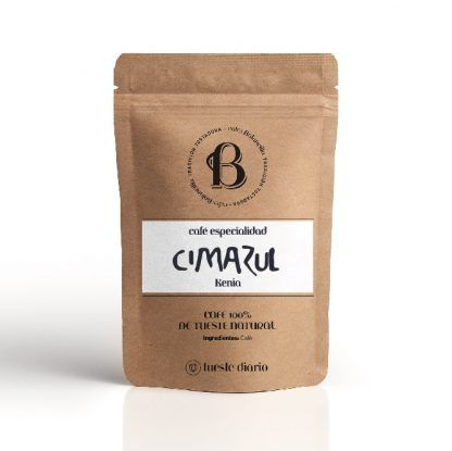 Cimazul- Café de especialidad- Cafés Balancilla