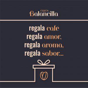 Cheques Regalo- Cafés Balancilla