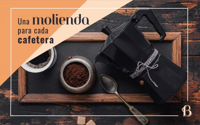 Cafés Balancilla-Una molienda para cada cafetera